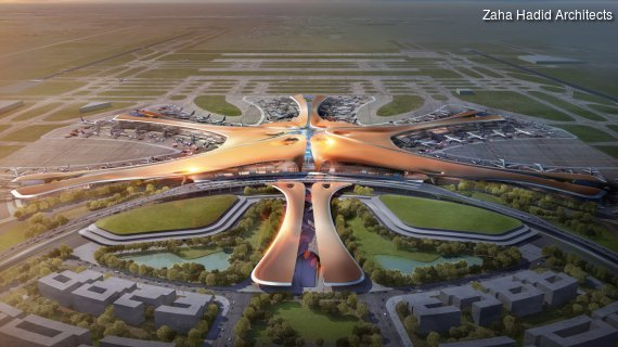 Peking Airport