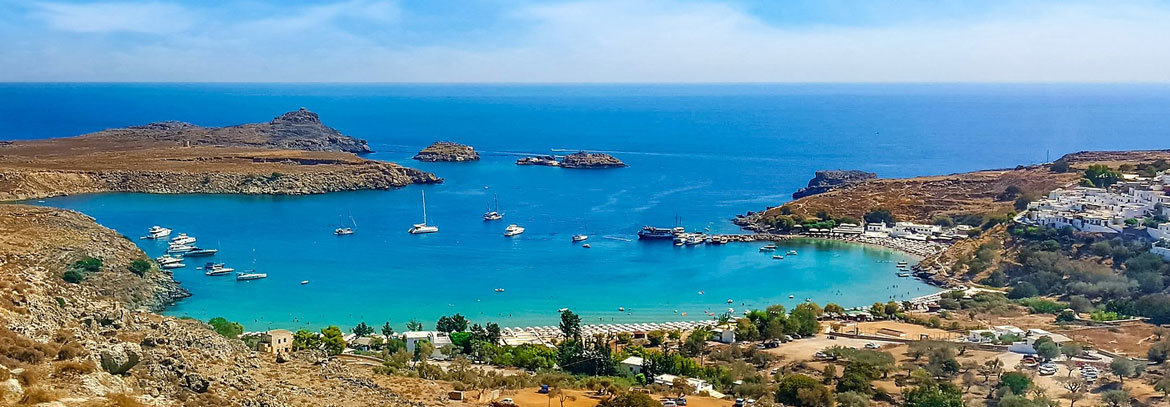 Top of the Day! Rhodos – COOEE Afandou Bay ****+ mit ITS